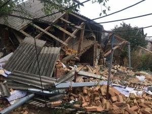 У Кропивницькому вибухнув приватний будинок, оселя зруйнована вщент (ФОТОФАКТ)